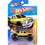 Hot Wheels 2012 New Models 40/50 '10 Toyota Tundra 40/247 Scan and Track Card
