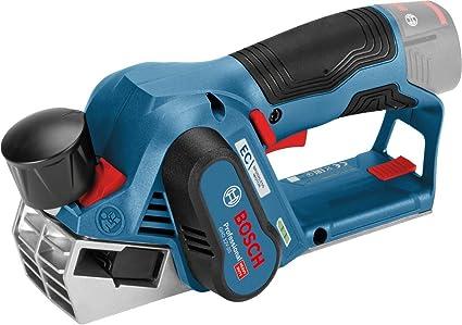 Bosch Professional - Cepillo a batería GHO 12V-20 (sin batería 0ff945c5b21c