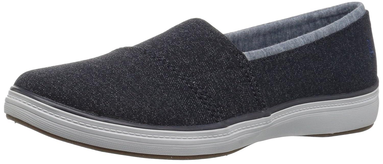 Grasshoppers Women's Siesta Slip-on Fashion Sneaker B06XJNZNZK 7 B(M) US|Navy Denim