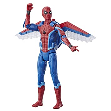 "Spider-Man Far from Home 6/"" Concept série Spider-Man Winged ACTION FIGURE NEW"
