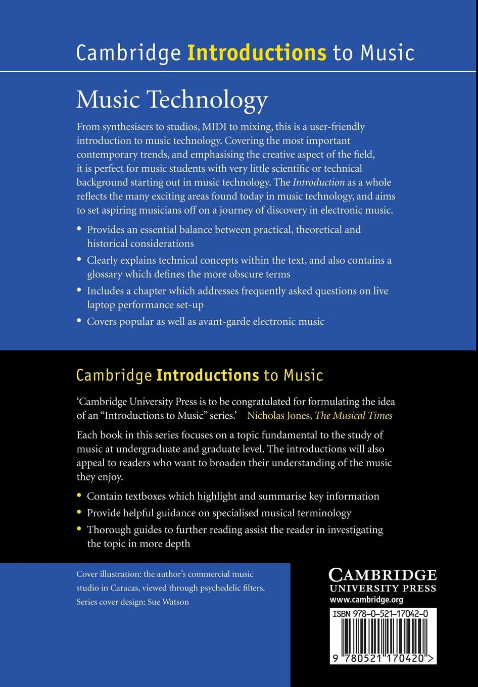 Music technology cambridge introductions to music julio d music technology cambridge introductions to music julio descrivn 9780521170420 amazon books fandeluxe Gallery
