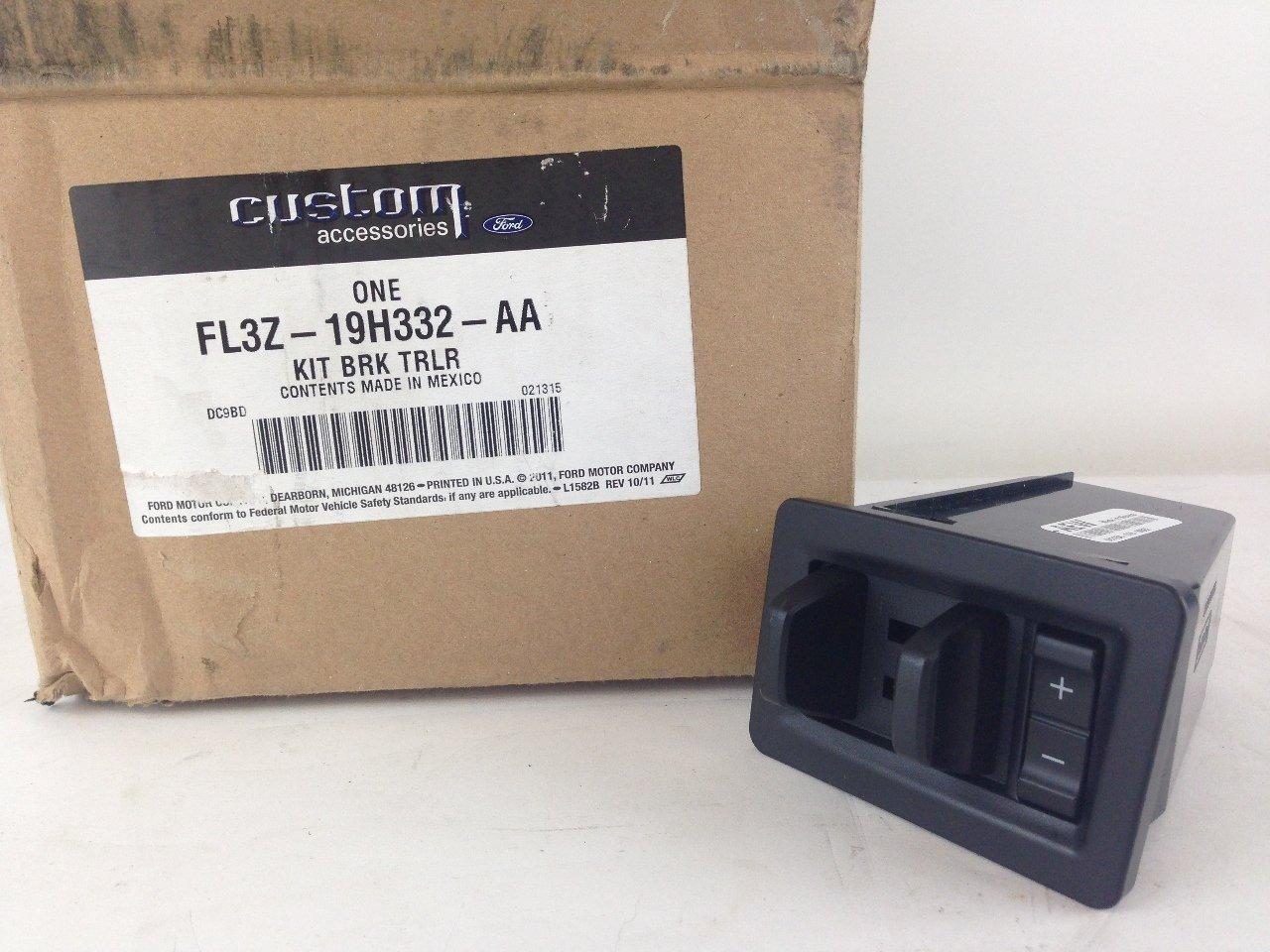 Ford FL3Z-19H332-AA Part # Dash Trailer Brake Control Module Kit by Ford