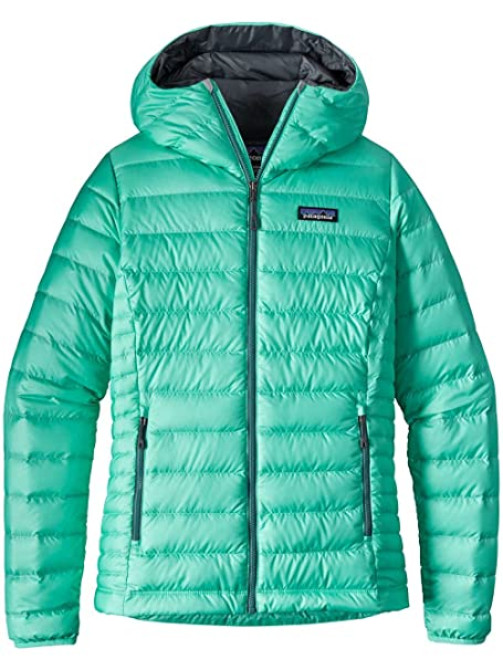 Patagonia W S Womens Down Sweater Hoody Amazoncouk Clothing