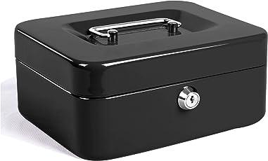 Cash Boxes Amp Check Boxes Shop Amazon Com