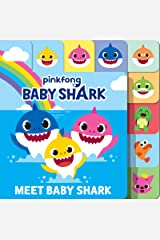 Baby Shark: Meet Baby Shark Board book