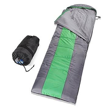 Femor saco de dormir impermeable saco de dormir sleeping bag portátil accesorios para acampada