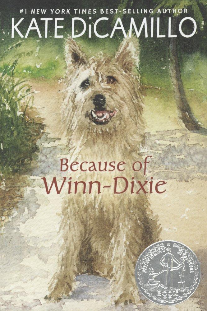 Download Because Of Winn-Dixie (Turtleback School & Library Binding Edition) pdf epub