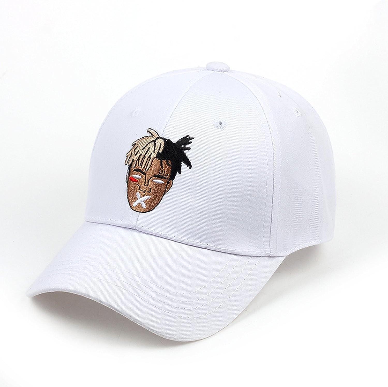 Moktasp 2019 New Adult Cartoon Embroidery Baseball Cap USA Men Women Dad Hat Fashion Tongue Trucker Hat