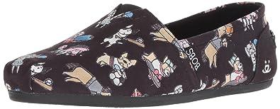 Skechers BOBS Damens's Plush Go Go Go Fetch Ballet Flat   Schuhes e3eb5d