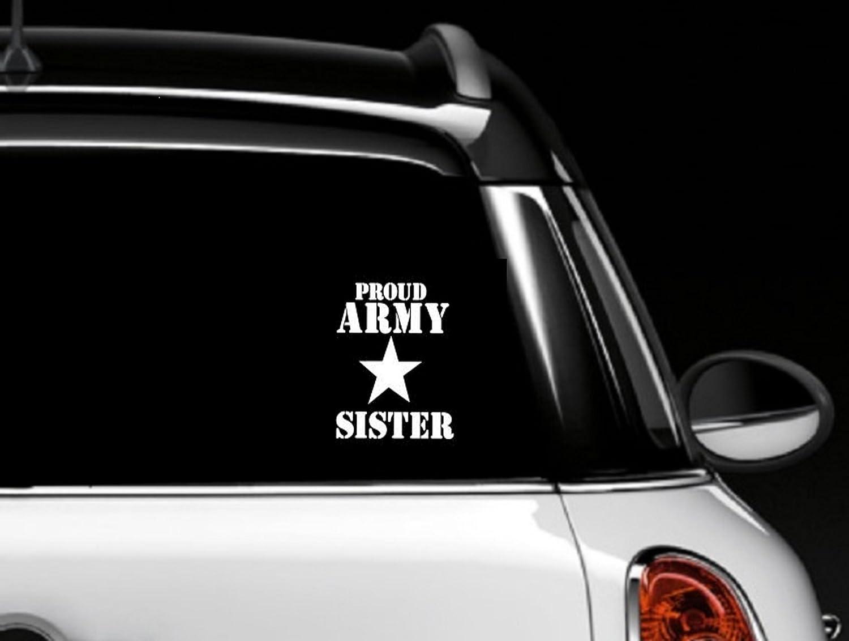 Soldiers Daughter Vinyl Decal Window Decal Car Decal Dog Tags Window Sticker Vinyl Decal