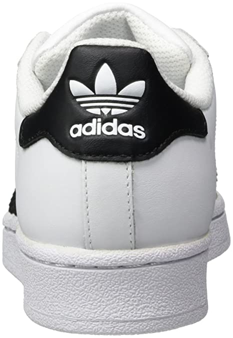 huge selection of e8172 8c537 Adidas Originals Superstar, Chaussures Sneaker Mixte Enfant - Blanc (ftwr  White core Black ftwr White), 38 EU  adidas Originals  Amazon.fr  Chaussures  et ...