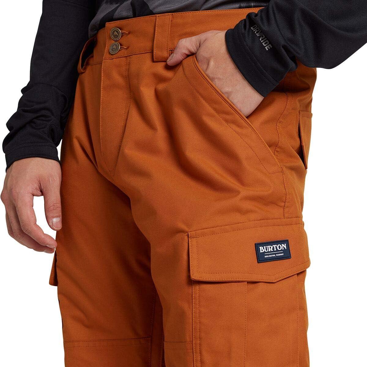 Burton Mens Cargo Pant Regular Fit