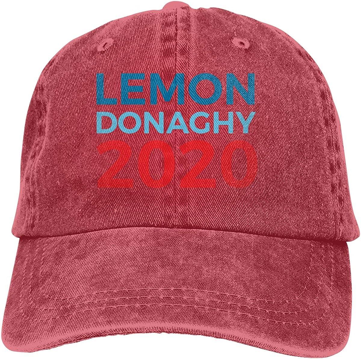 Q64 2020 Election Unisex Adult Cowboy Hat Hip Hop Cap Adjustable Truck Driver Hat