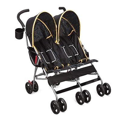 Delta Children City Street LX Side by Side Stroller