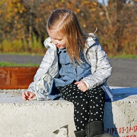 a761dc305 Amazon.com: JAN & JUL Warm Unisex Baby Toddler Kids Fleece-Lined Winter  Leggings/Joggers: Clothing