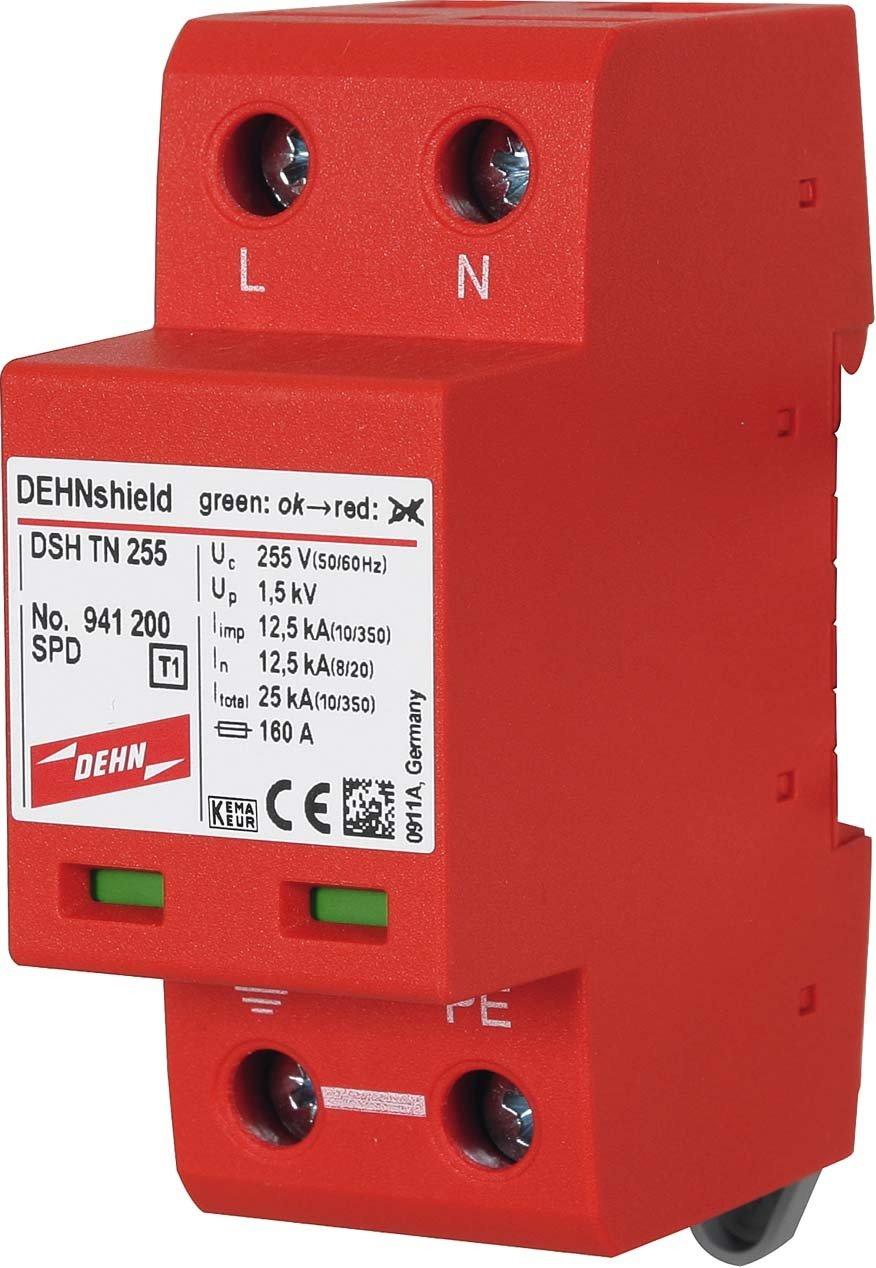 Dehn 941200/Kombinierte Ableiter Shield TN 255