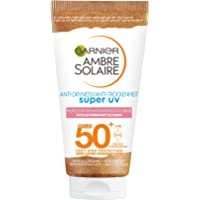Garnier Ambre Solaire ansikts- och halssolkräm SPF50+, 50 ml