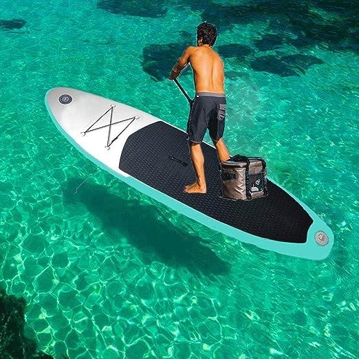 釣り 積載重量140-160kg SUPインフレータブル 滑り止め インフレータブルサーフボード マリンスポーツ 安定性抜群 ヨガ スタンドアップパドルボード