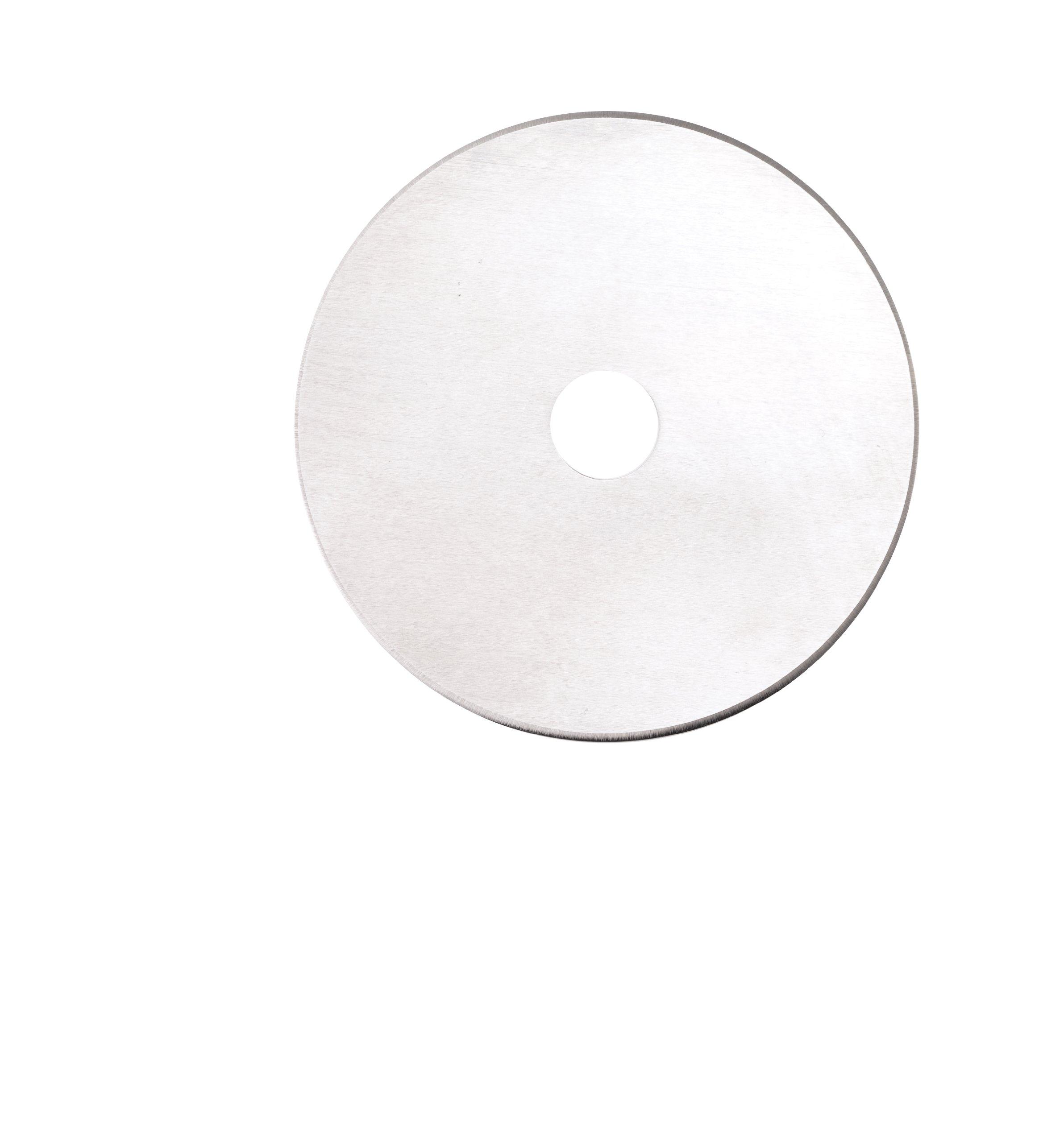Cuchillas giratorias de titanio Fiskars, 60 mm, paquete de 2