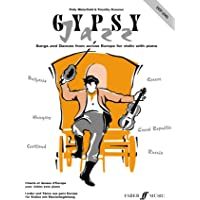 Gypsy Jazz (Easy): (Violin and Piano): Easy Level
