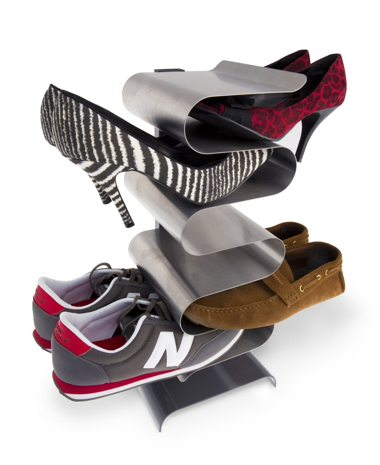 j-me Shoe Rack Nest Free-standing Shoe Shelf Shoe Holder (Free Standing)
