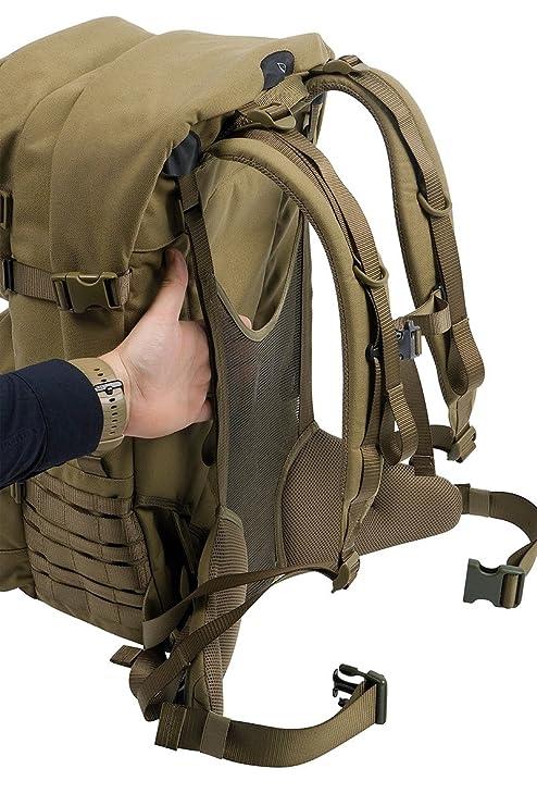 Amazon.com : Tasmanian Tiger TT Patrol Pack Vent (khaki) : Tactical Backpacks : Sports & Outdoors