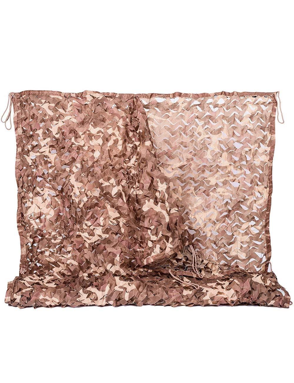 Sibao Esercito Camouflage Camouflage Camouflage Net Desert Camping Militare Caccia Tiro Camouflage Net Camping Outdoor Sun Theme Decorazione del Partito (Dimensioni   6m×8m) B07MXLRW77 6m×8m | Prima qualità  | Re della quantità  | Meraviglioso  | vendita di liquidazio 83c237