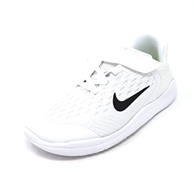 meet 9e018 cc6ff Amazon.com: Nike Free Rn 2018 (PSV) Little Kids Ah3452-100 ...