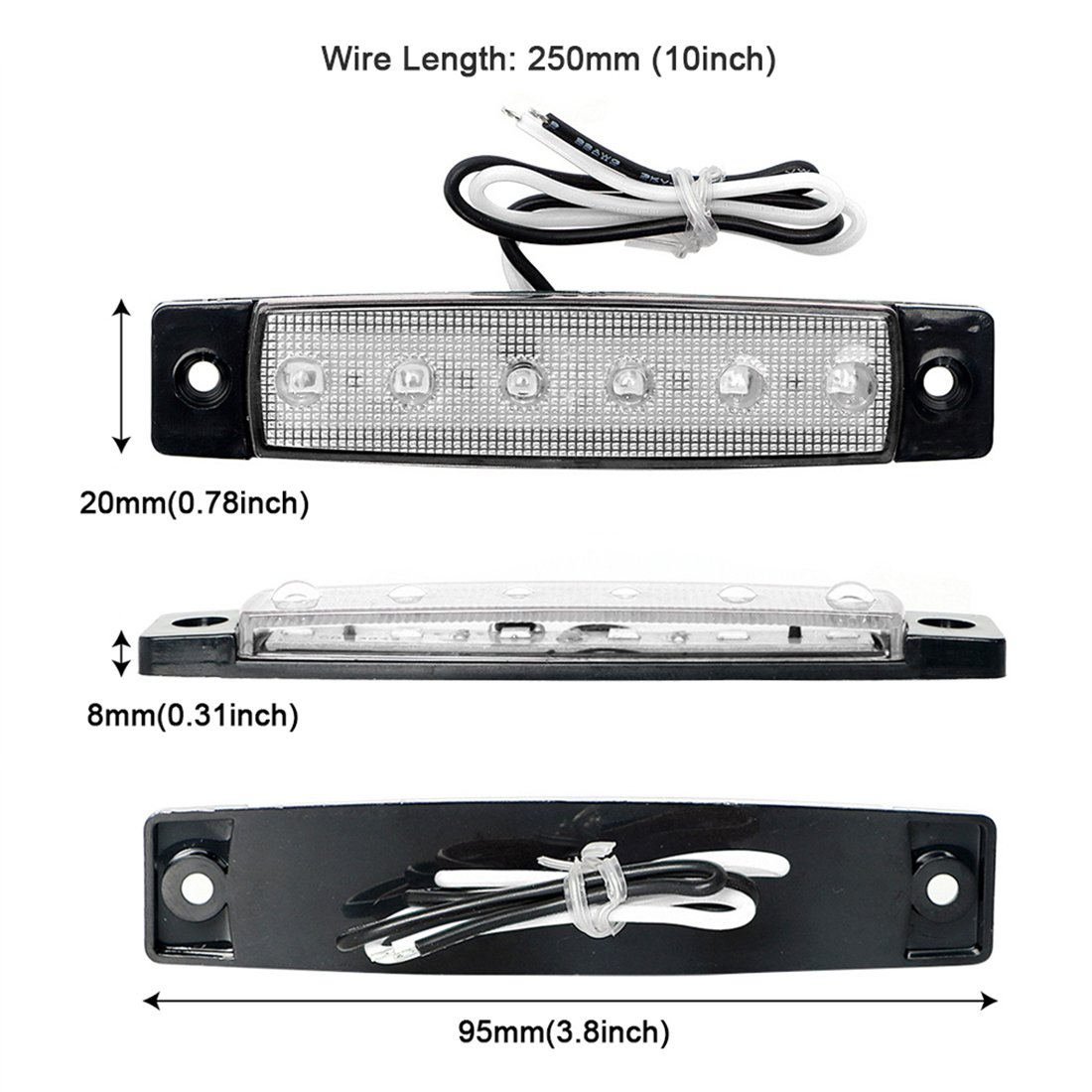 Shangyuan Marine Led Utility Strip Lights Light Courtesy Wiring In Boat Lighting