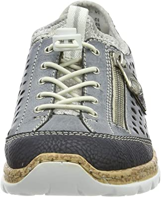 Rieker Damen N42p6 14 Sneaker: : Schuhe & Handtaschen 5uoGK