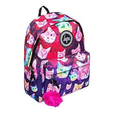 HYPE Pastel Clouds Multicolour Backpack Rucksack Bag - Ideal School Bags -  Rucksack For Boys and 6bdb5f817afe9