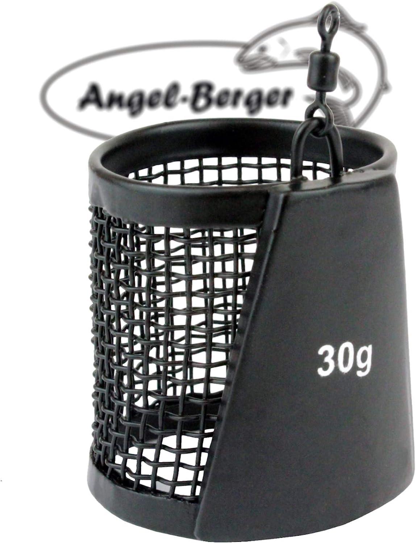 Angel-Berger Futterkorb Feederkorb Verschiedene Gr/ö/ßen zur Auswahl