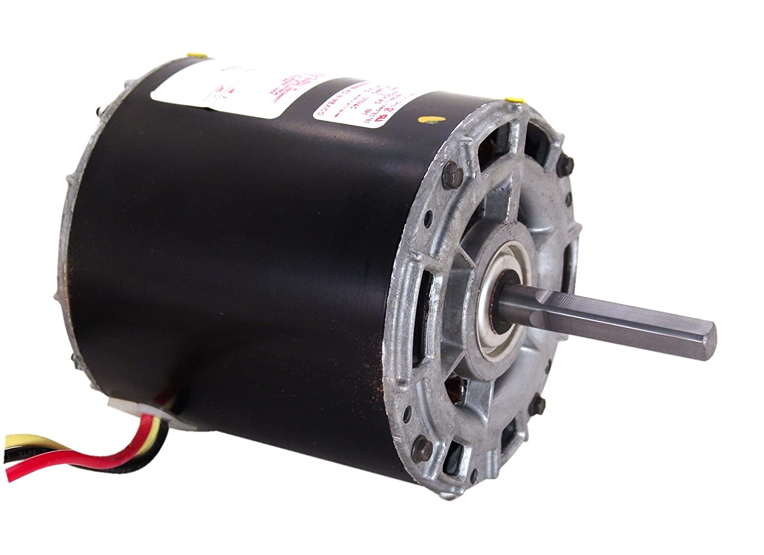 A.O. Smith 485 5.0-Inch 1/20 HP Open Enclosure, Reversible Rotation, 1/2 by 2-1/2 Shaft, Sleeve Bearing General Purpose PSC Motor
