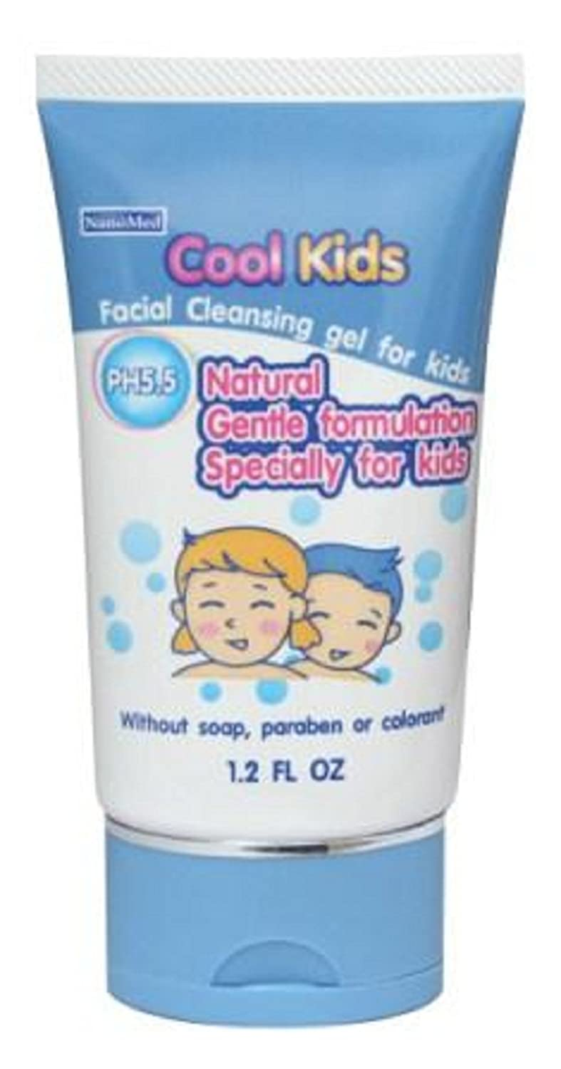 Cool Kids Facial Cleansing Gel