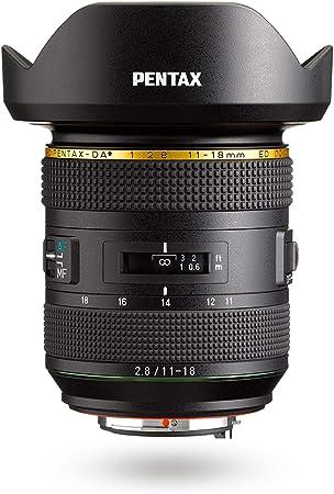 Hd Pentax Da 11 18 Mmf2 8ed Dc Aw Kamera