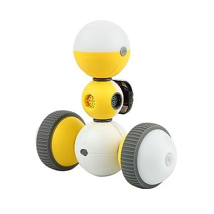 Amazon Com Mabot Stem Robotics Toys 3 In 1 Building Coding