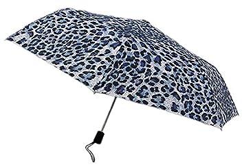 Muchos la leopardo teleskom paraguas Varios Colores azul: Amazon.es: Equipaje