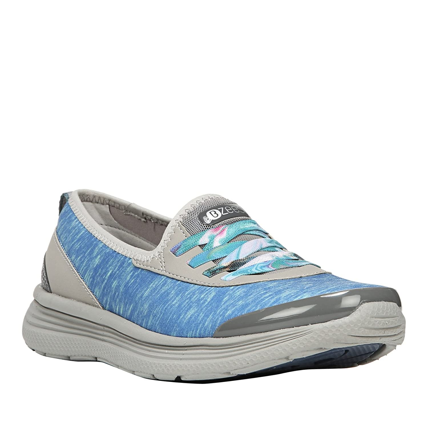 BZees Womens Wink Lightweight Water Resistant Casual Shoes B01DPACF9K 6.5 B(M) US|Blue