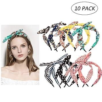 Apparel Accessories Provided Hairband Korean Boutique Rabbit Ears Bow Turban Headband Women Hair Head Bands Wrap Accessories For Women Scrunchy Headband