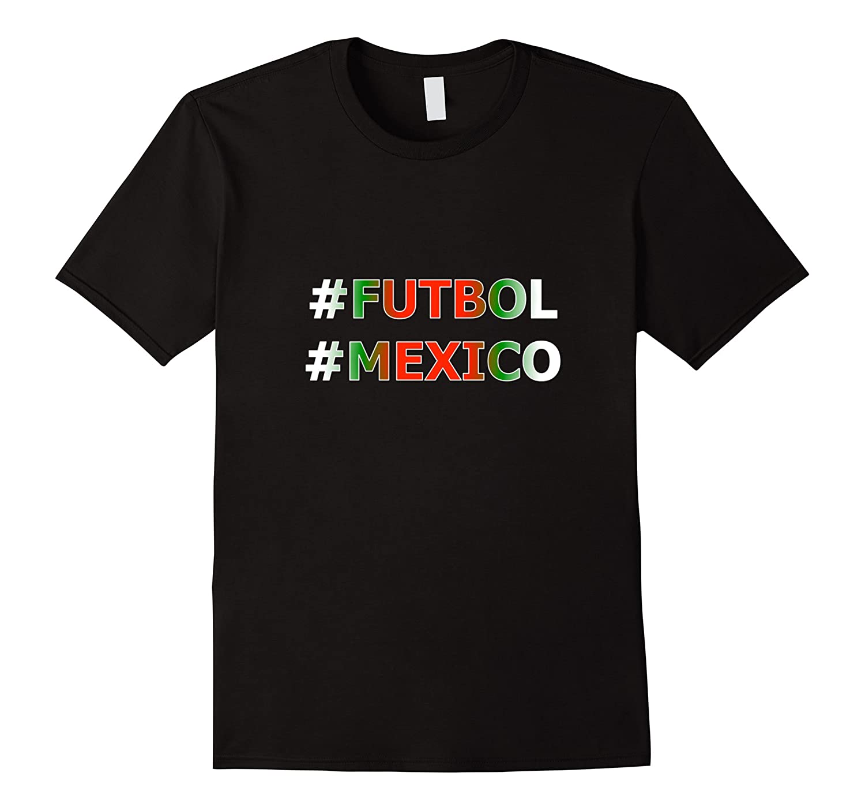 Mexico Soccer Futbol T-Shirt-TD