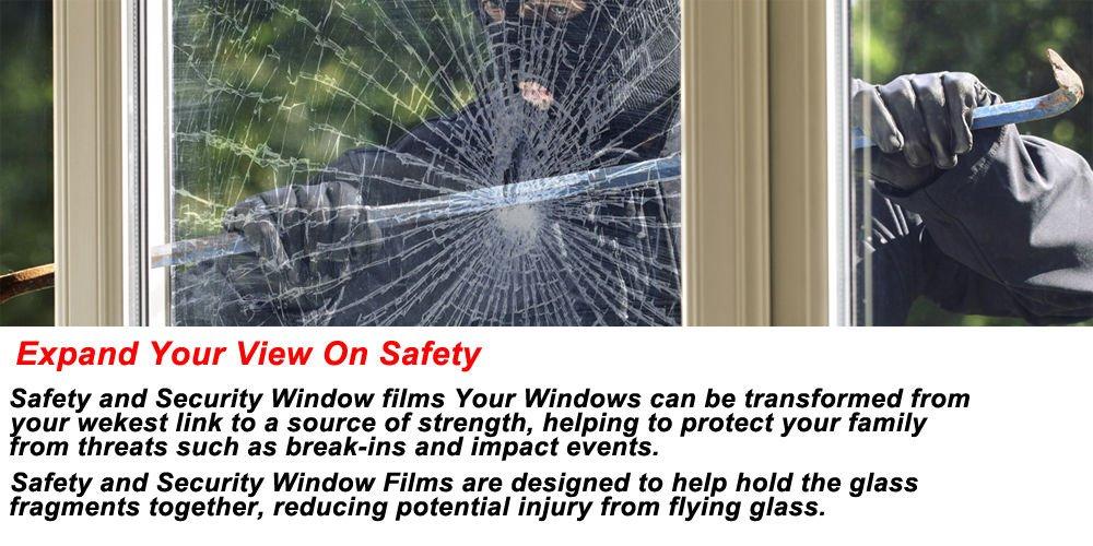 Sugo Premium Privacy Reflection Window Tint Film Energy Saver (2X50 FEET, 15% VLT) by Sugo