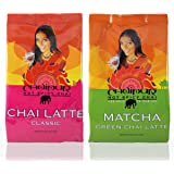 DARBOVEN CHAIPUR CLASSIC 1Stk & 1x MATCHA CHAI LATTE 500g Instant Tee