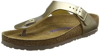 separation shoes 58e3a e699a BIRKENSTOCK Damen Gizeh SFB Zehentrenner