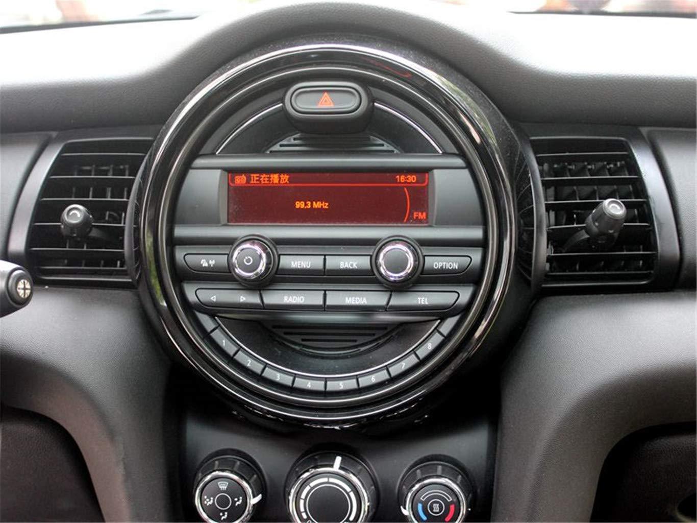 HDX Coque en ABS pour Mini Cooper One S JCW F Series F54 Clubman 2016 Noir