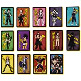 Amazon Com My Hero Academia Had 01 Tag Card Game Starter Deck Team Green Out H By False Toys Games