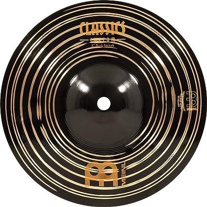 Classics Traditional Meinl 8 Splash Cymbal C8S 2-YEAR WARRANTY Made in Germany
