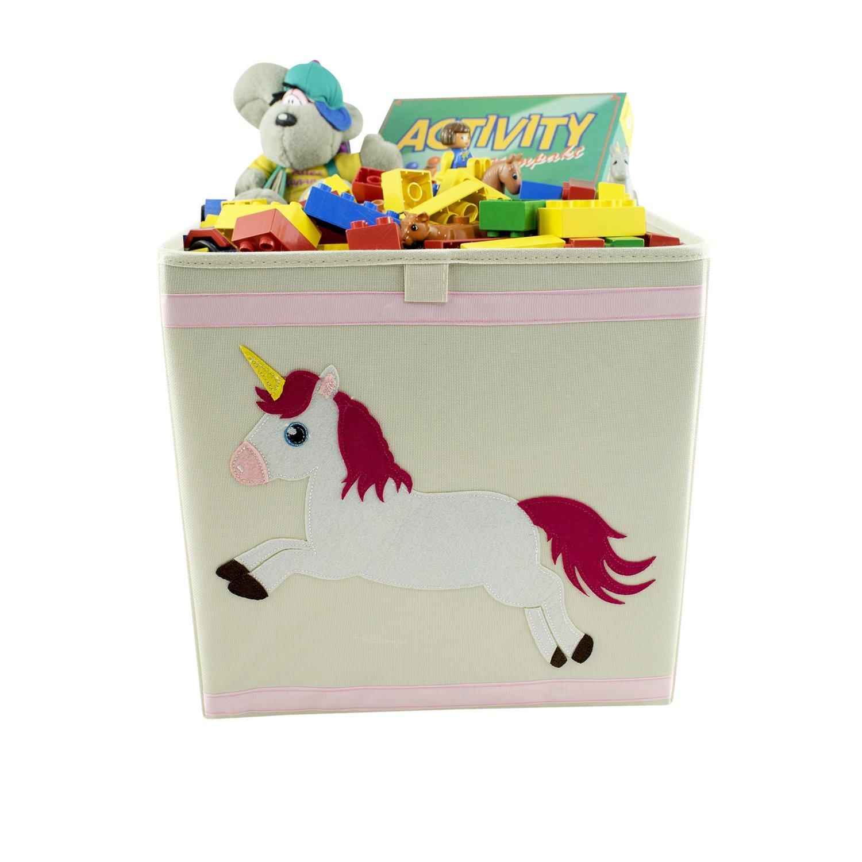 Spifi Aufbewahrungsbox Elefant/Verschiedene Motive/Hohe Qualität / 33x38x33 cm Spifi - der Spielzeugfinder