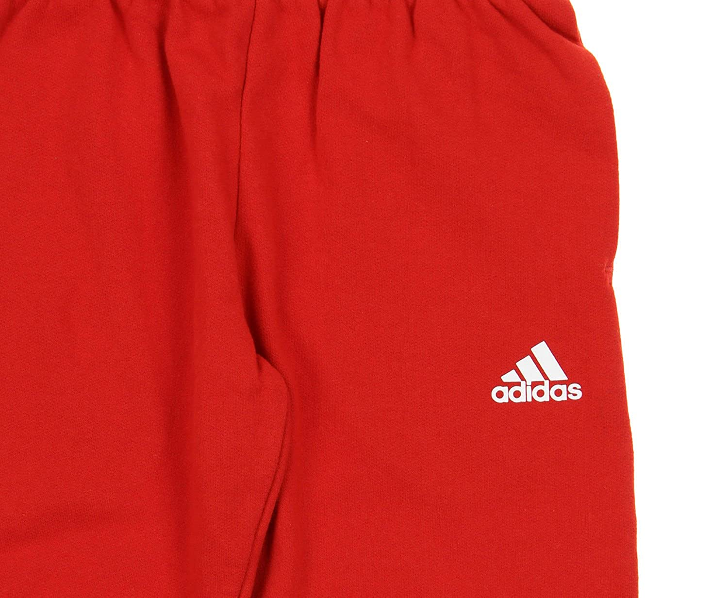 Adidas Big Boys Youth Game Ready Slim Fit Cuffed Fleece Pants Color Options