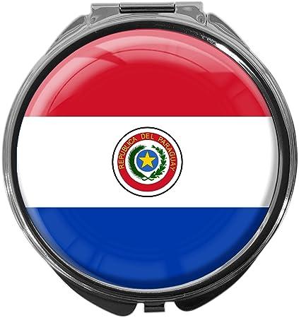 Pastillero/Redondo/Modelo Leony/Bandera Paraguay