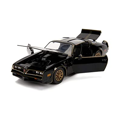 Jada Smokey and The Bandit 1977 Firebird 1:24 Scale Standard: Toys & Games